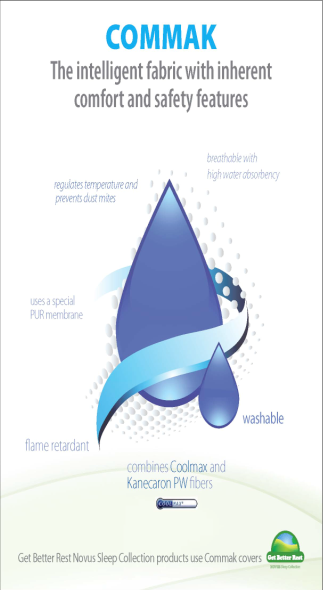commak logo