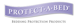 protect a bed logo